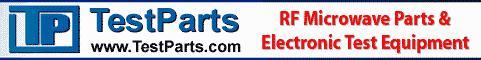 TestParts.com Banner